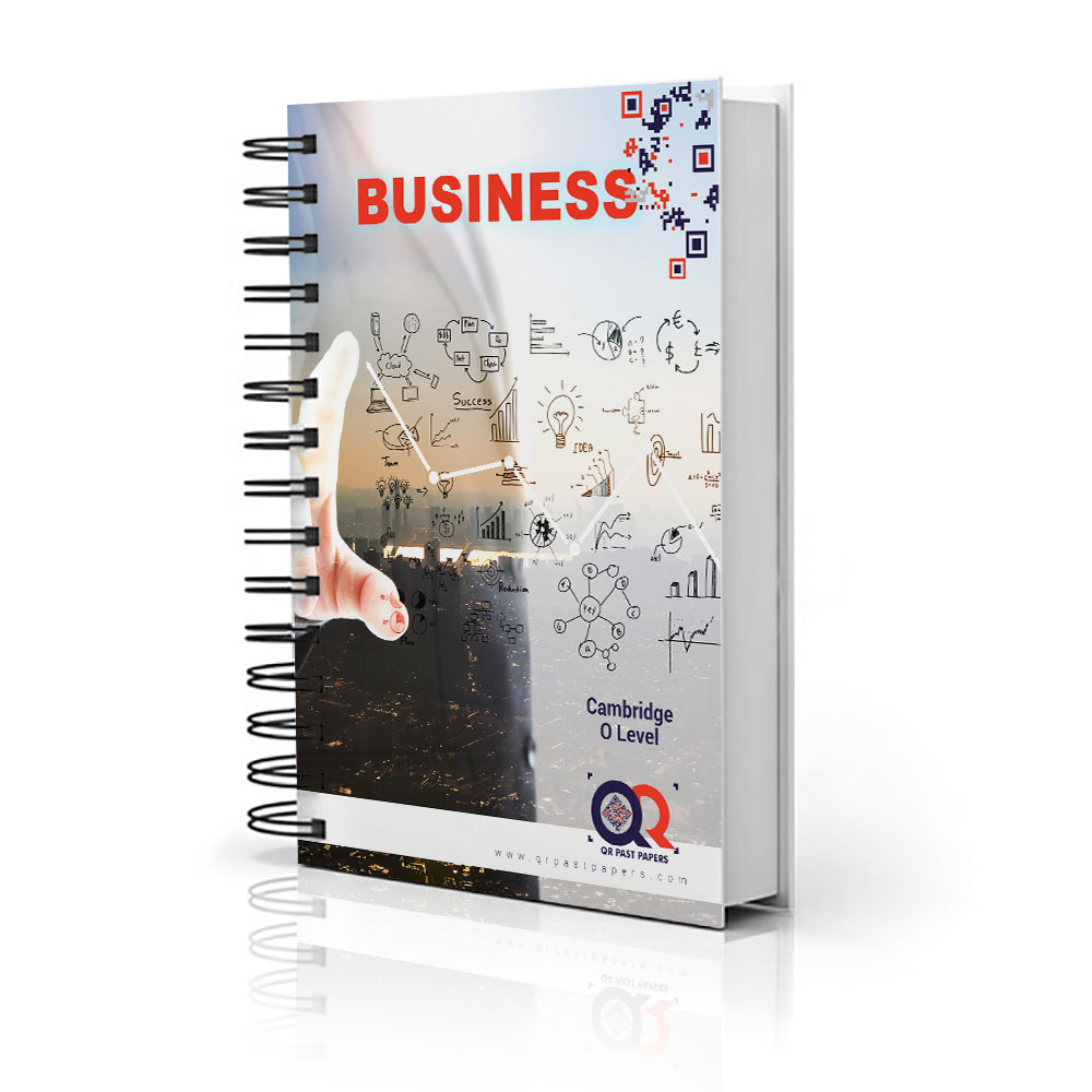 0450 QR Dynamic Papers Business ol Cambridge