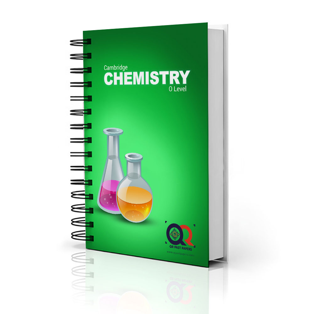 IGCSE 8462 QR Dynamic Papers Chemistry Paper 1&2 With Mark Scheme ol Oxford AQA paper 1