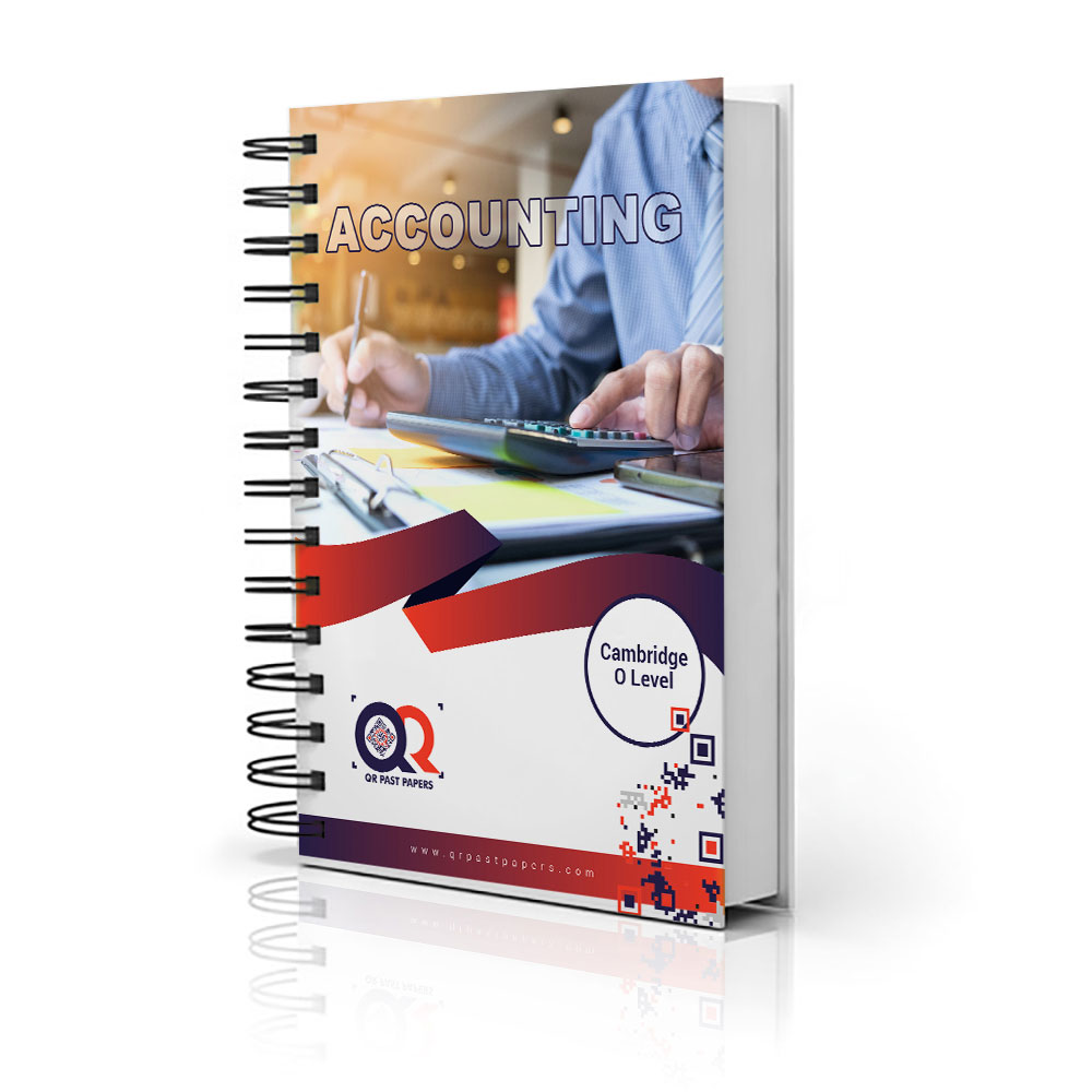 IGCSE 9706 QR Dynamic Papers Accounting al Cambridge paper 4 qr past papers