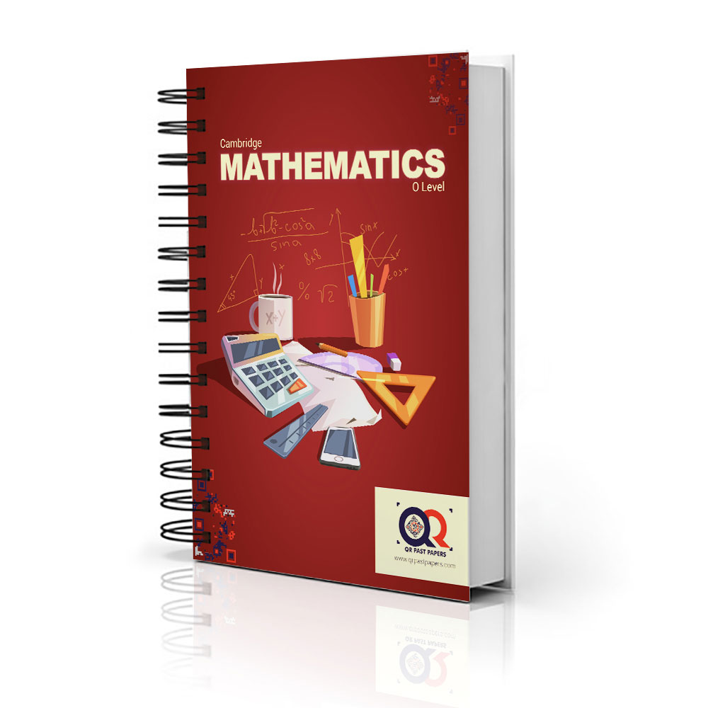 IGCSE 8300 QR Dynamic Papers Maths Paper 1&2 With Mark Scheme ol Oxford AQA paper 1