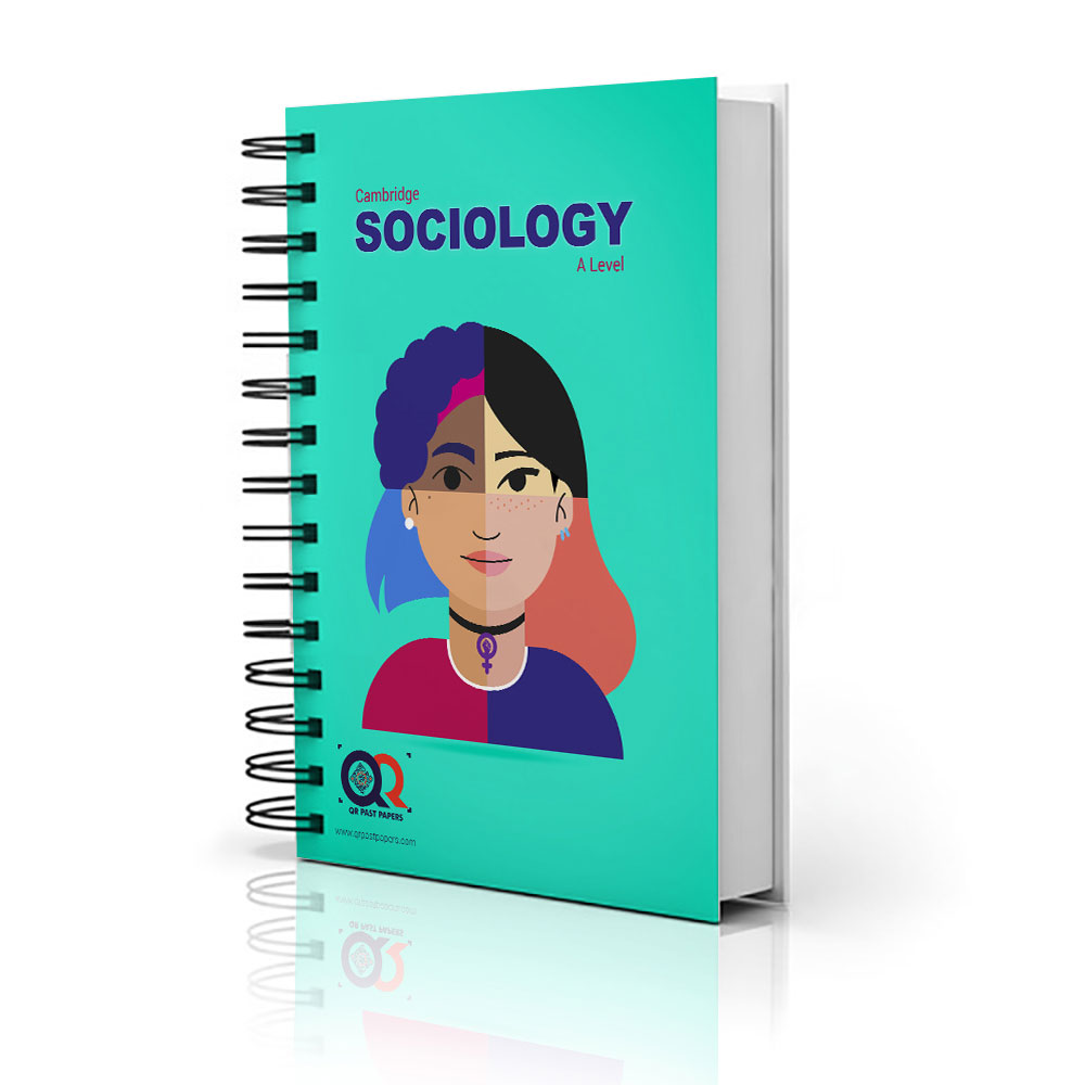 IGCSE 9699 QR Dynamic Papers Sociology al Cambridge paper 2